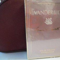 Miniaturas de perfumes antiguos: COLONIA PERFUME VANDERBILT DE GLORIA VANDERBILT. Lote 149868558