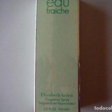 Miniaturas de perfumes antiguos: COLONIA PERFUME EAU FRAICHE ELIZABETH ARDEN. Lote 150576322