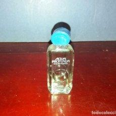 Miniaturas de perfumes antiguos: COLONIA. AGUA PROFUNDA, DE PARERA. 30 ML, LLENA. Lote 150691622