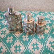 Miniaturas de perfumes antiguos: PERFUMEROS. Lote 150757602