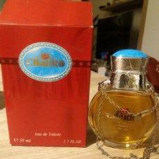 Miniaturas de perfumes antiguos: PERFUME EL CHARRO. Lote 151546090
