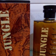 Miniaturas de perfumes antiguos: COLONIA JUNGLE 100 ML - MAS COSMETICS. Lote 151548094