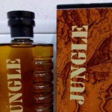 Miniaturas de perfumes antiguos: COLONIA JUNGLE 200 ML - MAS COSMETICS. Lote 151548342
