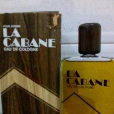 Miniaturas de perfumes antiguos: COLONIA LA CABANE 200 ML- MARGARET ASTOR.. Lote 151548586