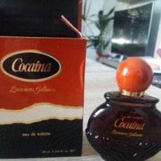 Miniaturas de perfumes antiguos: COLONIA COCAINA. Lote 151569226