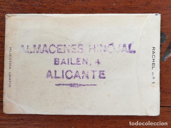 Miniaturas de perfumes antiguos: muestra perfume jasmin molinard almacenes hinojal alicante - Foto 2 - 151604614