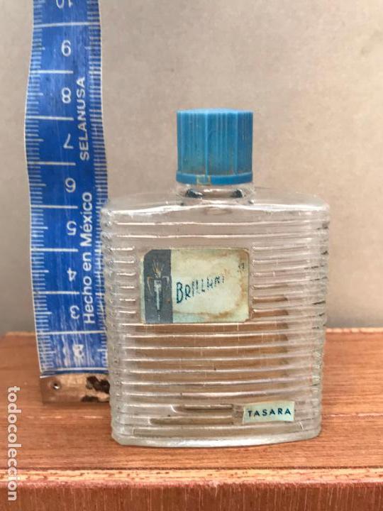 Miniaturas de perfumes antiguos: BRILLIANT DE TASARA? VACIO AÑOS 40-50 PERFUME - Foto 2 - 151607370