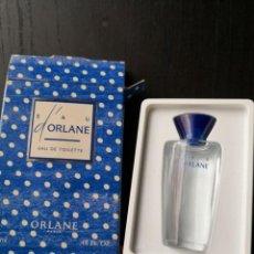 Miniaturas de perfumes antiguos: EAU D'ORLANE - EAU DE TOILETTE- 5 ML - ORLANE - PARIS. Lote 152146062