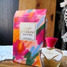 Miniaturas de perfumes antiguos: FLEURS D'ORLAN - EAU DE TOILETTE - 5 ML - FRANCE. Lote 152167190
