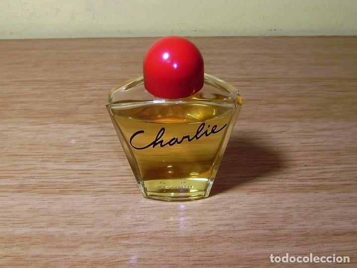 FRASCO DE COLONIA PERFUME CHARLIE DE REVLON.100 ML. (Coleccionismo - Miniaturas de Perfumes)