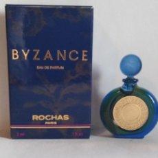 Miniaturas de perfumes antiguos: MINIATURA PERFUME BYZANCE DE ROCHAS. Lote 152382238