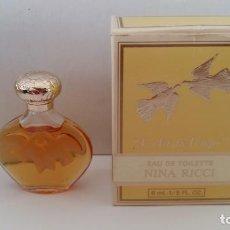 Miniaturas de perfumes antiguos: MINIATURA L'AIR DU TEMPS DE NINA RICCI-EDT. Lote 152647246
