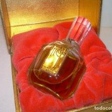 Miniaturas de perfumes antiguos: ANTIGUA BOTELLA PERFUME NUEVA MAJA DE MYRURGIA..... LLENA.CON PRECINTO ORIGINAL.. Lote 152758934