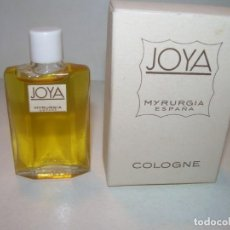 Miniaturas de perfumes antiguos: ANTIGUA BOTELLA JOYA DE MYRURGIA..... LLENA.NUEVA SIN HABER SIDO USADA.. Lote 152759282