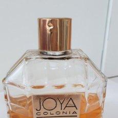 Miniaturas de perfumes antiguos: ANTIGUO FRASCO DE COLONIA JOYA DE MYRURGIA GRANDE. Lote 154470506