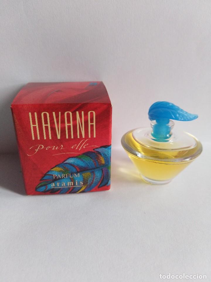Miniatura de perfume Havana pour elle de Aramis