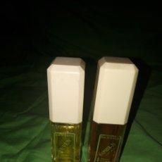 Miniaturas de perfumes antiguos: LOTE SHAPIR 31 Y YUVEN 30 ML.. Lote 155412781