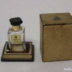 Miniaturas de perfumes antiguos: ANTIGUO PERFUME ARPEGE DE LANVIN, PARIS. ESTÁ VACÍO.. Lote 156752430