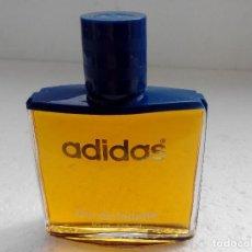 Miniaturas de perfumes antiguos: COLONIA ADIDAS 50 ML - BEECHAM COSMETICS - SIN USAR - LLENA - SIN CAJA. Lote 157296806