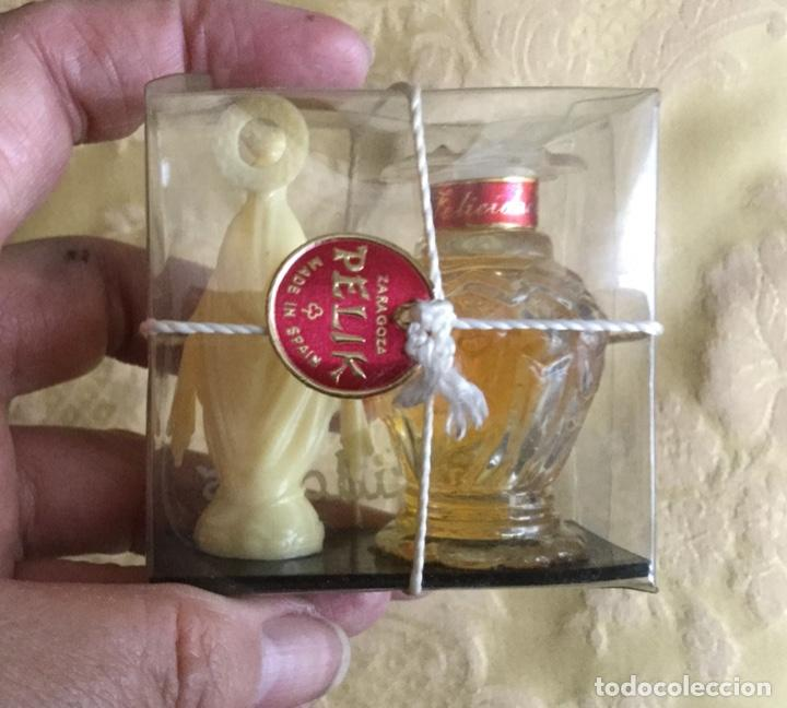 Miniaturas de perfumes antiguos: LOTE DE ANTIGUOS FRASCOS PERFUME PELIK AÑOS 50-60 - Foto 20 - 158903366
