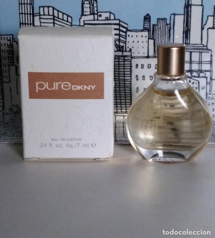Miniature De Perfume Pure Dkny A Drop Of Vanill Buy Miniatures Of