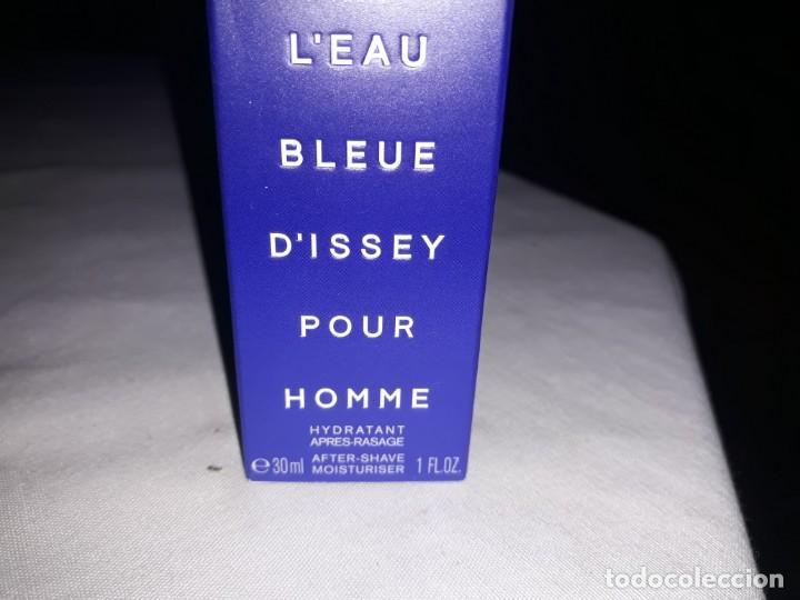 BLUE D'ISSEY POUR HOMME 30 ML. AFTER SHAVE (Coleccionismo - Miniaturas de Perfumes)
