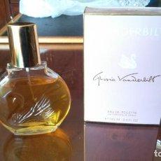 Miniaturas de perfumes antiguos: COLONIA PERFUME GLORIA VANDERBILT . Lote 162695750
