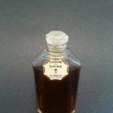 Échantillons de parfums anciens: PERFUME CRÉPE DE CHINE - F. MILLET - PARIS. Lote 163762034