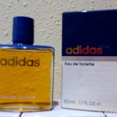Miniaturas de perfumes antiguos: COLONIA ADIDAS 50 ML.. Lote 164923202