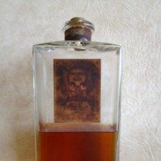 Miniaturas de perfumes antiguos: ANTIGUA BOTELLA AGUA DE COLONIA O PERFUME MYRURGIA 1916. Lote 33338408