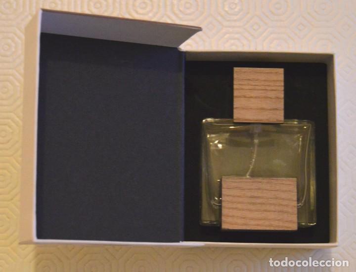 SOLO LOEWE - CEDRO - CAJA Y PERFUME VACÍO - 50 ML (Coleccionismo - Miniaturas de Perfumes)