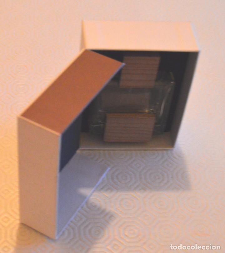 Miniaturas de perfumes antiguos: SOLO LOEWE - CEDRO - CAJA Y PERFUME VACÍO - 50 ML - Foto 2 - 166447610
