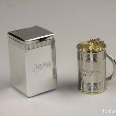 Miniaturas de perfumes antiguos: LLAVERO DE JEAN PAUL GAULTIER.. Lote 166572282