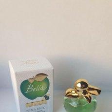 Miniaturas de perfumes antiguos: NOUVEDAD 2018 MINIATURA NINA RICCI LES BELLES DE RICCI BELLA EDT 4 ML. Lote 166572822