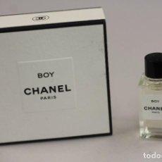 Miniaturas de perfumes antiguos: MINIATURA CHANEL BOY EDP 4 ML . Lote 166670850