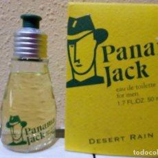 Miniaturas de perfumes antiguos: COLONIA PANAMA JACK 50 ML - MYRURGIA. Lote 166805366
