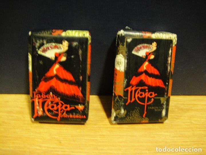 PASTILLAS DE JABON MAJA - MYRURGIA (Coleccionismo - Miniaturas de Perfumes)