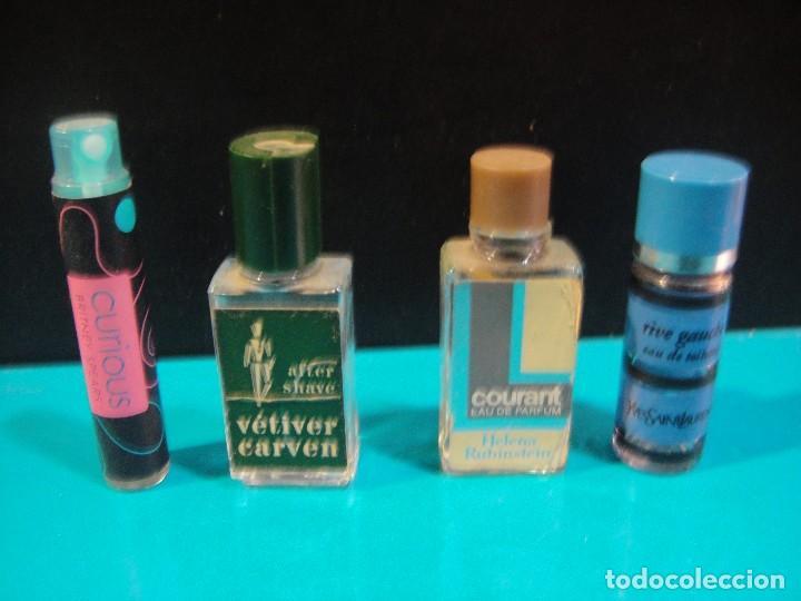 Miniaturas de perfumes antiguos: miniaturas de perfumes 25 unidades , primeras marcas - vacias - Foto 4 - 169283254