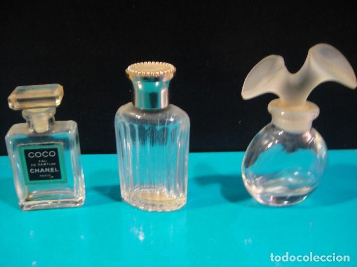 Miniaturas de perfumes antiguos: miniaturas de perfumes 25 unidades , primeras marcas - vacias - Foto 5 - 169283254