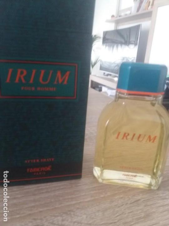 AFTER SHAVE IRIUM (Coleccionismo - Miniaturas de Perfumes)