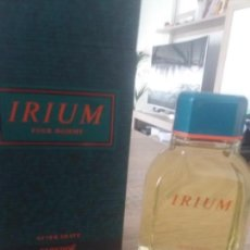 Miniaturas de perfumes antiguos: AFTER SHAVE IRIUM. Lote 170263388