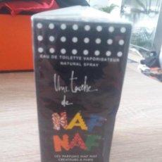 Miniaturas de perfumes antiguos: PERFUME NAF NAF. Lote 170506236