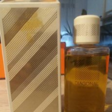 Miniaturas de perfumes antiguos: COLONIA DIAGONAL PERTEGAZ 200ML. Lote 170521296