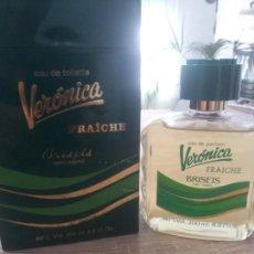 Miniaturas de perfumes antiguos: COLONIA VERONICA. Lote 170737410