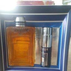 Miniaturas de perfumes antiguos: COLONIA TANAMAR. Lote 170740350