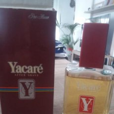 Miniaturas de perfumes antiguos: AFTER SHAVE YACARE. Lote 170789310