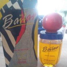Miniaturas de perfumes antiguos: COLONIA BAILAR. Lote 170805090