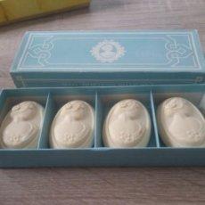 Miniaturas de perfumes antiguos: JABONES AVON. Lote 170827465