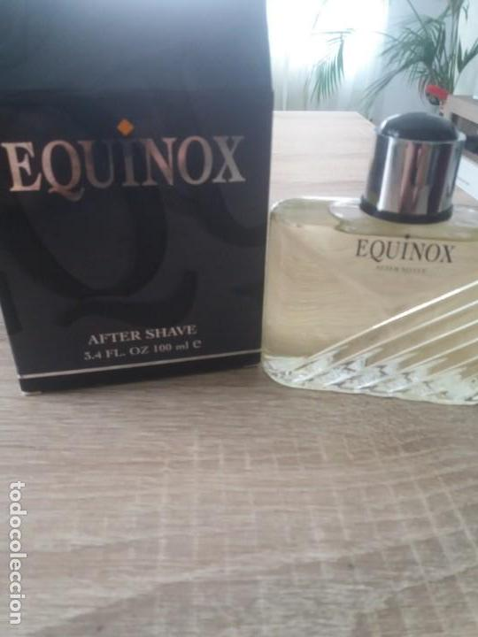 Miniaturas de perfumes antiguos: After shave equinox - Foto 1 - 170828660