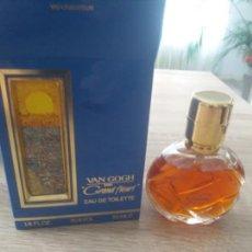 Miniaturas de perfumes antiguos: PERFUME VAN GOGH. Lote 170829250